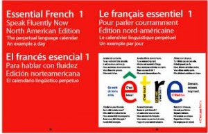 Cover Essential French 1